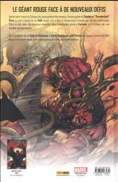 Verso de Hulk (Marvel Deluxe) -3- Planète Rouge