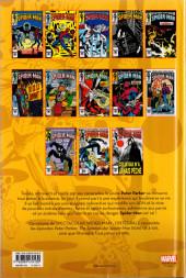 Verso de Spectacular Spider-Man (L'intégrale) -9- L'intégrale 1985