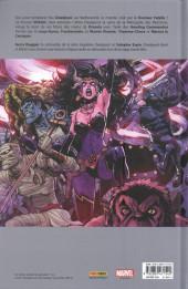 Verso de Mme Deadpool et les Howling Commandos - La Morsure de la veuve