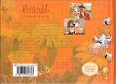 Verso de Pissenlit, les chroniques du bocage -1- Pissenlit sème ses gags !
