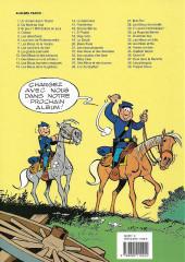 Verso de Les tuniques Bleues -21a1997- Les Cinq Salopards