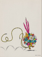 Verso de Spirou et Fantasio (en danois) (Splint & Co.) -10c89- Den vilde spiril