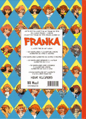 Verso de Franka (BD Must) -HSTT21- Chrome