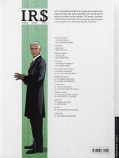 Verso de I.R.$ -19- Les seigneurs financiers