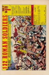 Verso de Sub-Mariner (1968) -4- Who Strikes for Atlantis?