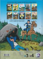 Verso de Les tuniques Bleues -27c2018- Bull Run