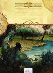 Verso de Elfes -2FL- L'Honneur des Elfes sylvains