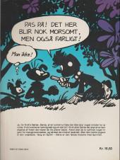Verso de Spirou et Fantasio (en danois) (Splint & Co.) -7a78- Arvestriden