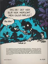 Verso de Spirou et Fantasio (en danois) (Splint & Co.) -9a78- Ned med diktatoren !
