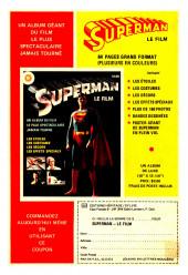 Verso de L'Étonnant Spider-Man (Éditions Héritage) -9798- Le chat noir à neuf vies