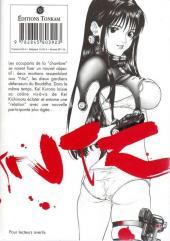 Verso de Gantz -6- Gantz 6