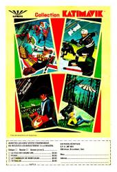 Verso de L'Étonnant Spider-Man (Éditions Héritage) -45- ... et le vent crie : Cyclone !