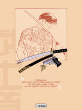 Verso de Bushido (Kœniguer) -INT- Intégrale