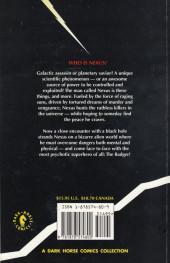 Verso de Nexus (1983) -INT02- Nexus two