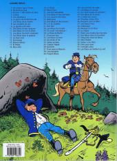 Verso de Les tuniques Bleues -5c2014- Les déserteurs