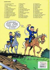 Verso de Les tuniques Bleues -19c02- Le David
