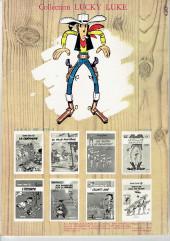 Verso de Lucky Luke -20a78- Billy the Kid
