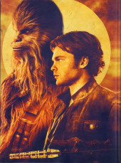Verso de Star Wars (Panini Comics - 2017) -HS2- Solo a star wars story: le guide officiel du film