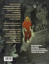 Verso de Le pouvoir des Innocents (Cycle II - Car l'enfer est ici) -5- 11 septembre