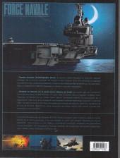 Verso de Force Navale -1- Forteresse des mers