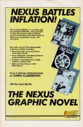 Verso de Nexus (1983) -20- Sanctuary