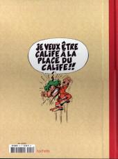 Verso de Iznogoud - La Collection (Hachette) -12- Tome 12
