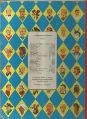 Verso de Oumpah-Pah -2- Oumpah-Pah et les pirates