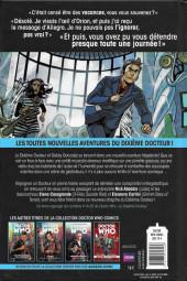 Verso de Doctor Who (Les nouvelles aventures du dixième docteur) -4- Une chanson éternelle