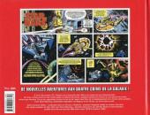 Verso de Star Wars - Les Strips quotidiens par Russ Manning -1- Volume 1