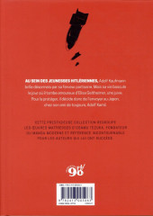 Verso de L'histoire des 3 Adolf -INT02- Intégrale Volume 2