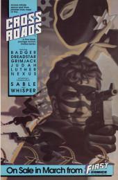 Verso de Nexus (1983) -46- Buccaneers Part 2
