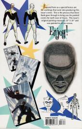 Verso de Nexus: Executioner's song (1996) -391- Negative