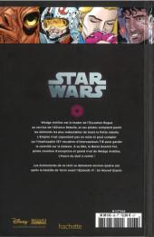 Verso de Star Wars - Légendes - La Collection (Hachette) -6869- X-Wing Rogue Squadron - VIII. Fidèle à l'Empire