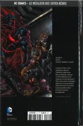 Verso de DC Comics - Le Meilleur des Super-Héros -72- Earth 2 - L'Ère des ténèbres (1re partie)