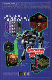 Verso de Night Force (1996) -6- Dreamers of Dreams, Chapter Two: