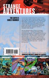 Verso de Showcase Presents: Strange Adventures (2009) -2- Volume 2