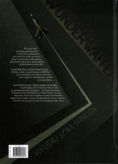 Verso de Wunderwaffen -13- Tokyo, Bombe A