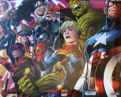 Verso de Avengers (Marvel France - 2017) -HS01 TL- Héritage