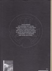 Verso de Les prophéties Elween -INTN&B- Intégrale - noir et blanc