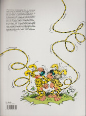 Verso de Marsupilami (en danois) (Spirillen) -5- Spirillen går i krig