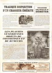 Verso de Le château des étoiles -11- La Princesse évanouie