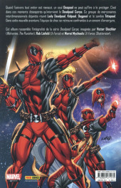 Verso de Deadpool Corps (Marvel Select) - A-pool-calypse Now