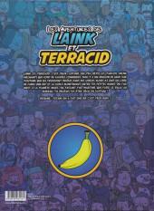 Verso de Laink et Terracid (Les aventures de) -1- Les aventures de Laink et Terracid