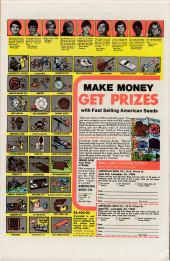 Verso de Micronauts (the) (1979) -3- Death-Duel at Daytona Beach!