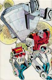 Verso de Micronauts Special Edition (1983) -1- Micronauts Special Edition #1