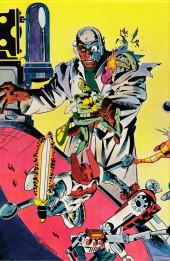 Verso de Micronauts Special Edition (1983) -2- Micronauts Special Edition #2