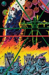 Verso de Micronauts Special Edition (1983) -5- Micronauts Special Edition #5