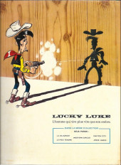 Verso de Lucky Luke -32a70- La diligence