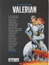 Verso de Valérian - La collection (Hachette) -0- Les mauvais rêves