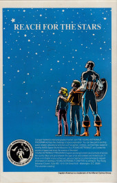 Verso de Micronauts: The new voyages (the) (1984) -10- The Wall Around The Universe